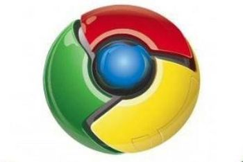 Il logo di Chrome