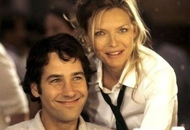 Michelle Pfeiffer e Paul Rudd in I could never be your woman