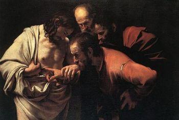 Caravaggio, Incredulità di san Tommaso (1601-2)