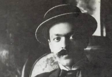 Italo Svevo (immagine d'archivio)