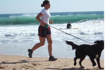Fare jogging è utile per tonificare le gambe