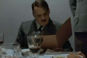 Una scena de La caduta – Gli ultimi giorni di Hitler