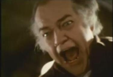 Una scena de La Cosa di John Carpenter dell'82