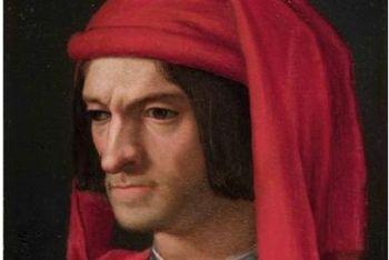 A. Bronzino, Lorenzo de' Medici. A lui è dedicato il Principe di Machiavelli