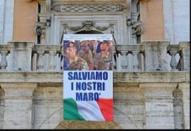 L'appello per liberare Massimiliano Latorre e Salvatore Girone