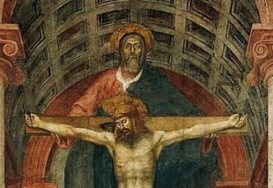 Masaccio, Trinità