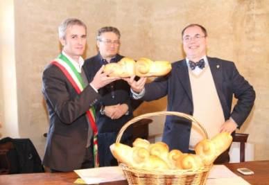 Il pane tipico di Montemagno