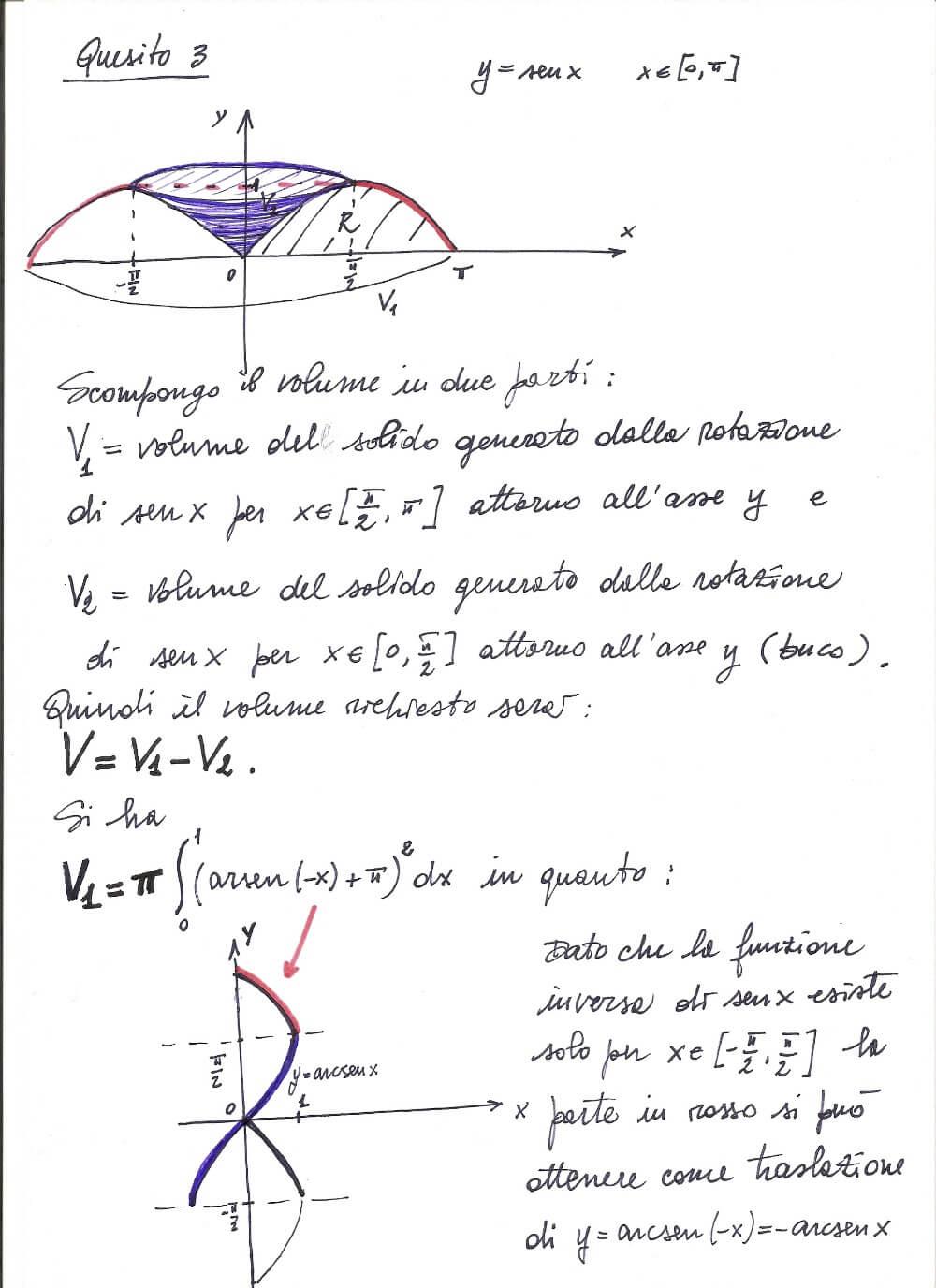 ESAMI DI STATO 2011/ Maturità, prova di matematica ...