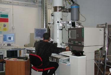 I lavori di ricerca in un laboratorio del CNR
