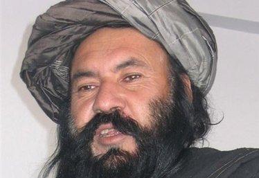 Il mullah Omar, capo dei talebani