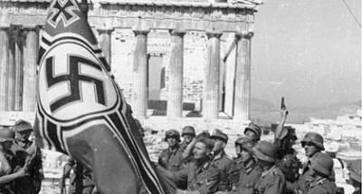 La Wehrmacht ad Atene