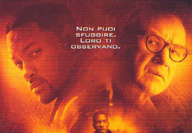 Nemico pubblico, con Will Smith e Gene Hackman