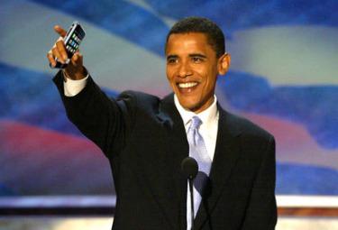 Un fotomontaggio con Barack Obama