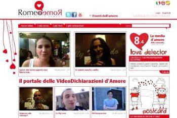 Il portale Oromeoromeo.it