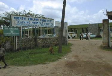 L'ospedale di Lagos
