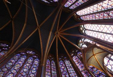 Sainte Chapelle, Parigi