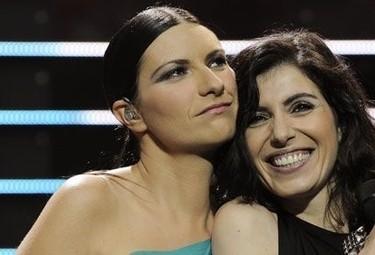 Laura Pausini e Giorgia