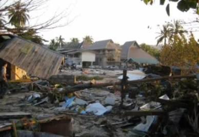 Phi Phi ai tempi dello tsunami