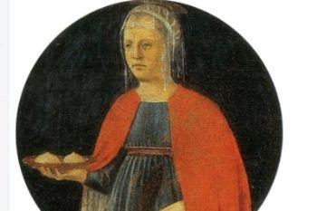 Piero della Francesca, Sant'Agata
