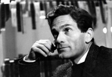 Pier Paolo Pasolini (1922-1975; immagine d'archivio)