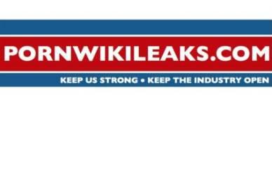 Il logo di Pornwikileaks