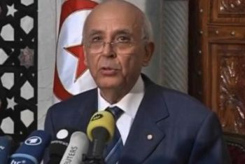 Ghannouchi parla delle rivolte in Tunisia