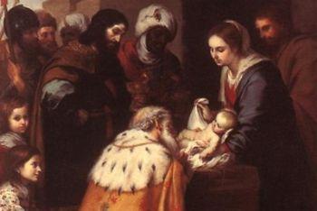 Bartolomé Esteban Murillo - L'Adorazione dei Magi