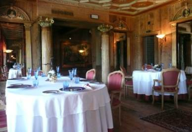 Il ristorante Valentine