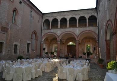 La festa a Rocca Isolani di Minerbio di Bologna