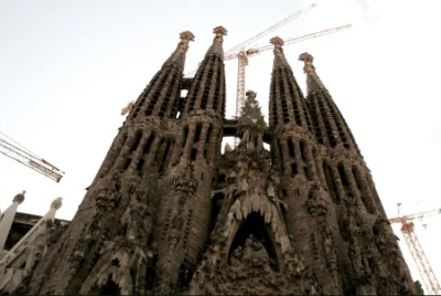 FOTOGALLERY/ Sagrada Familia: opera della Provvidenza e della volontà degli uomini