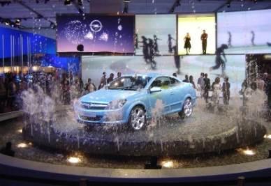 Il Salone dell'Auto di Francoforte