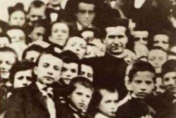 Giovanni Bosco e i suoi ragazzi