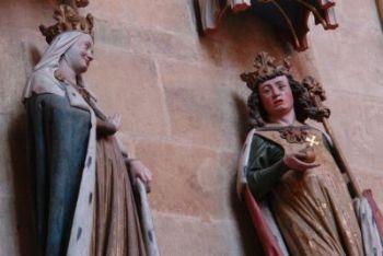 Sant'Adelaide e Ottone I
