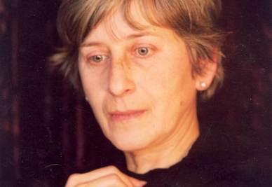 Russian poet Ol'ga Sedakova