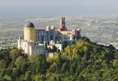 """Il """"paradiso terrestre"""" di Sintra, Patrimonio dell'Umanità dal 1995"""