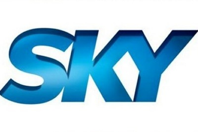 Il logo di Sky