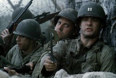 Tom Hanks e i suoi stanno cercando il soldato Ryan