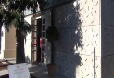 """il """"tempio laico"""" nel cimitero di Staglieno"""