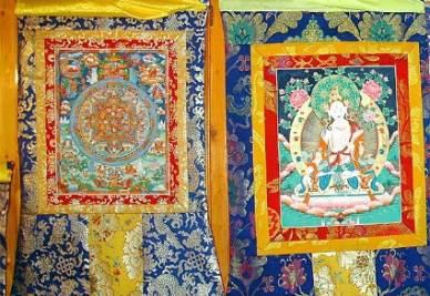 AF/ 2. Quei 28 artigiani tibetani che portano a Milano i gioielli del Dalai Lama