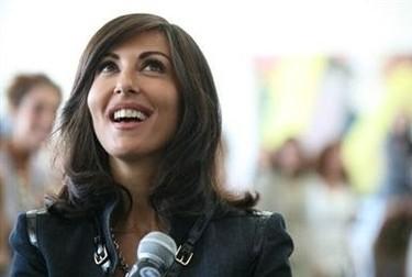 Sabrina Ferilli in Tutta la vita davanti