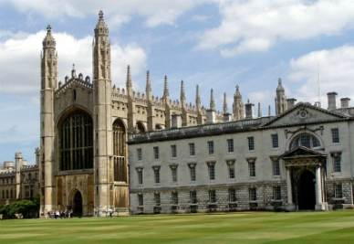 Università di Cambridge (immagine d'archivio)