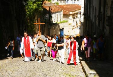 Via Crucis a Rio de Janeiro - Photo Rodrigo Canellas