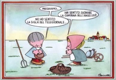 La vignetta di Guido Clericetti