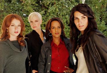 Le protagoniste di Women's murder club