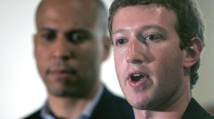 il CEO di Facebook Mark Zuckerberg