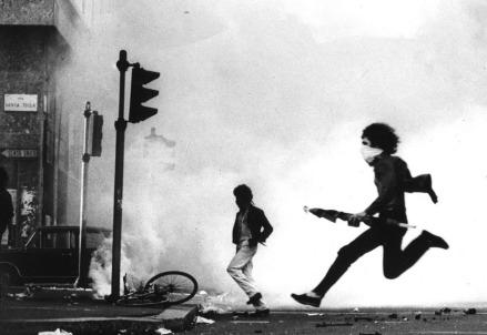 Milano, anni di piombo (Foto dal web)