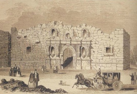 Site of the Battle of the Alamo