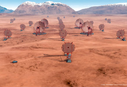 Il Cherenkov Telescope Array