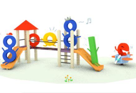 La Giornata del Bambino 2015 in Argentina: il doodle di Google