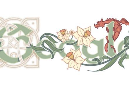 Doodle di Google per la Festa di San Davide 2016
